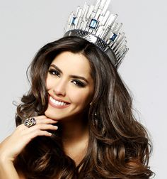 Miss Universe 2014 - Colombia Paulina Vega Diepa Best Beauty Tips, Beauty Hacks, Miss Universe 2014, Miss France, Beauty Contest, Miss World, Without Makeup, Beauty Pageant, Beauty Queens
