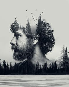 How to Master Double Exposure in Photoshop Double Exposure Photography, Levitation Photography, Cityscape Photography, Surrealism Photography, Photoshop Photography, Water Photography, Urban Photography, Color Photography, Macro Photography