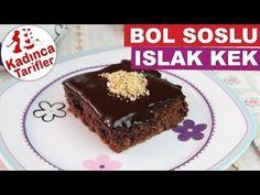 Bol Soslu Islak Kek Tarifi Videosu | Kadınca Tarifler | Kolay ve Nefis Yemek Tarifleri Sitesi - Oktay Usta