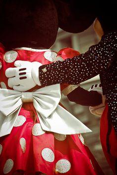 Mickey & Minnie - disney world pictures