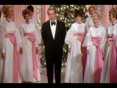 Perry Como sings First Noel & Hark the Herald Angels Sing