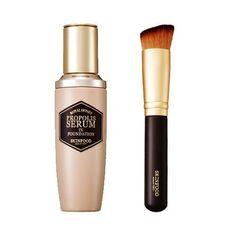 *Skinfood* Propolis Serum In Foundation SPF45 PA    45g / 2.Natural Skin ** Visit the image link more details.