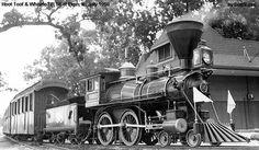 Live Steam Locomotive, Train Times, Kara, 19th Century, Steampunk, Horses, Landscape, Signs, Black