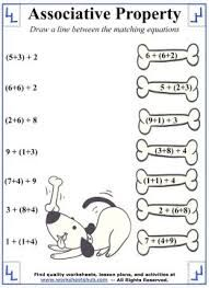 Image Result For Properties Of Addition Printable Anchor Chart Associative Property Properties Of Addition Addition Worksheets