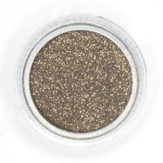 Lit Cosmetics Glitter Pigment - Hot Chocolate - S2 - Small cut - Pure solid colour from Blues