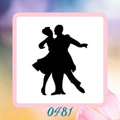 A personal favorite from my Etsy shop https://www.etsy.com/listing/217960916/man-and-woman-dancing-silhouette