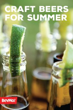 You never know what drink preferences your outdoor party guests will have, so make sure to stock your bar with a wide variety of domestic beer, ales, and craft creations, from BevMo! Plus, thanks to these 50+ Craft Beers for summer, you might even find your new favorite microbrew.