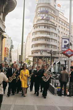 """Pilar Albarracín (Spain), """"Viva España"""", Madrid, Spain, 2004."""