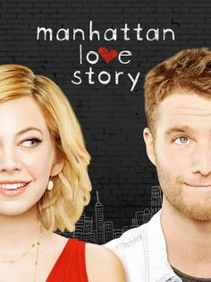 Manhattan Love Story, it's so cute I love it! I feel like if I'd written a TV show this would be it.