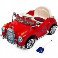 21b9c9d52f3 Cruisin  Coupe Classic Car Ride-On car Toy    Infant and toddler    preschool ride on vintage race car toy for kids!