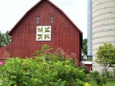 The Pearson Barn - Fannie's Fan Carver County, Mn