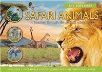 3-D Explorer: Safari Animals