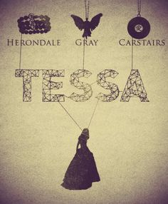 A story of Herondales, Lightwoods, Fairchilds and Carstairs ♥♥♥♥♥♥