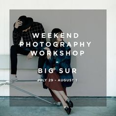 Darling wants to grow with you as you discover your personal style and brand as a photographer. On 7/29 - 8/1, Darling is headed to Big Sur for the Weekend Photography Workshop! Join the fun and learn about shooting fashion, food and more! Visit darlingmagazine.org/events to be a part of it. | Photo via #DarlingMagazine @prakashshroff