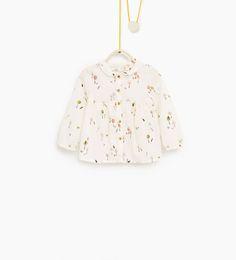 Imagem 1 de Camisa árvores da Zara