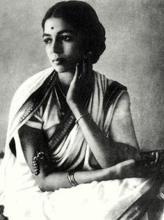 Vintage+Portrait+of+an+Indian+Lady+in+SariRukmini Devi Arundale was an Indian theosophist, dancer and choreographer of the Indian classical dance form of Bharatnatyam, and also an activist for animal rights and welfare. She is considered the most important revivalist in the Indian classical dance form of Bharatnatyam from its original 'sadhir' style, prevalent amongst the temple dancers, Devadasis, she also worked for the re-establishment of traditional Indian arts and crafts.