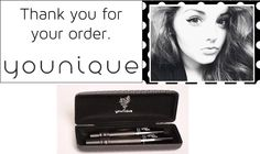 Thank you for your Younique order! https://www.youniqueproducts.com/loretavician