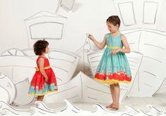 Junior Kids Fashion Trends for Summer 2014