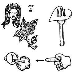 Falko Ohlmer – When I´m Grown Up, I Wanna Be A Tattoo Artist