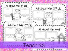 Fairy Tale: 3 Little Pigs