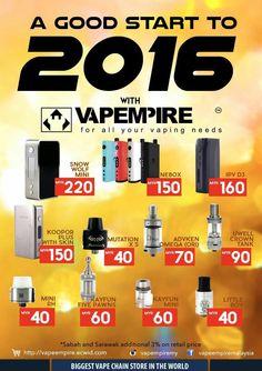 Vape Empire Online Store (veonlinestore) on Pinterest