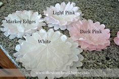 How To Make Coffee Filter Peonies Super Easy! is part of Coffee filter flowers diy - How To Make Coffee Filter Peony Flowers