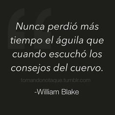 frases de motivación William Blake