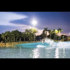 @dylangraves flaring at Disney's Typhoon Lagoon Wave Pool  Photo: @corey_wilson  http://www.surfparkcentral.com