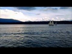 ▶ Croisières sur les bateaux de la CGN,Le Simplon,Savoie et autres. - YouTube Opera House, Beach, Water, Travel, Outdoor, Lake Geneva, Boating, Gripe Water, Outdoors