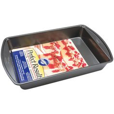 Wilton 2105-6060 Perfect Results Nonstick Oblong Cake Pan, 13 by 9 by 2-Inch -- Learn more by visiting the image link.