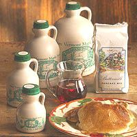 Sugarbush Farm in Vermont, a family owned and run farm that makes and sells maple syrup and cheese