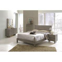 Wildon Home ® Violet Platform Customizable Bedroom Set & Reviews | Wayfair