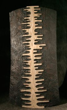 Best Timber Sculpting Methods and Tips – Fine Woodworking Tips For You Abstract Sculpture, Wood Sculpture, Metal Sculptures, Bronze Sculpture, Wooden Wall Art, Wood Wall, Wood And Metal, Metal Art, Thierry Martenon