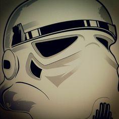 Stormtrooper #wip