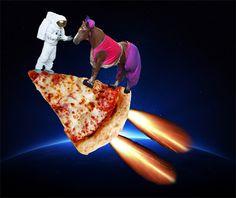 Totino's Pizza Takes Stock Photos To A New Level Of Weirdness