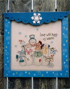 Love Will Keep Us Warm LOTS OF DARLING patterns at this site