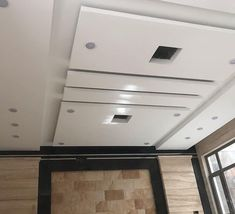 Plaster Ceiling Design, House Ceiling Design, Ceiling Design Living Room, Bedroom False Ceiling Design, Bedroom Bed Design, Dining Room Design, Drywall, Plafond Staff, Gypsum Design