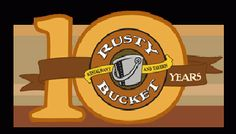 Rusty Bucket Review & $25 Gift Card Giveaway {2 Winners}   Ends 8/13