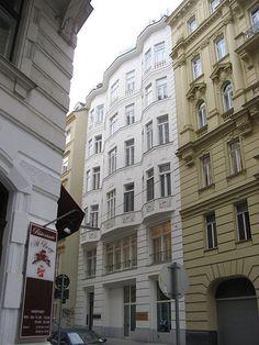Vienna: An der Hülben