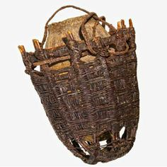African basket, collection of Moesgard Museum
