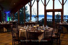 North Room | Edgewood Tahoe Wedding