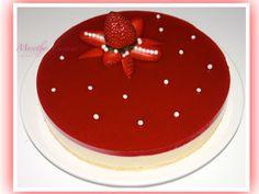 tiramisu fraise façon bavarois !!! Facon, Cake, Desserts, Bavarian Cream, Cooker Recipes, Pie Cake, Cakes, Deserts, Dessert