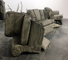 josh kline's concrete apocalypse casts fears of technology in the future