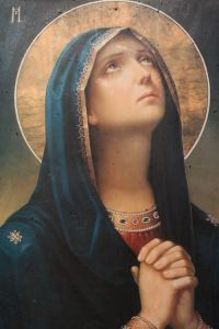 PRAYER TO OUR MOTHER FOR THE FAITHFUL DEPARTED.