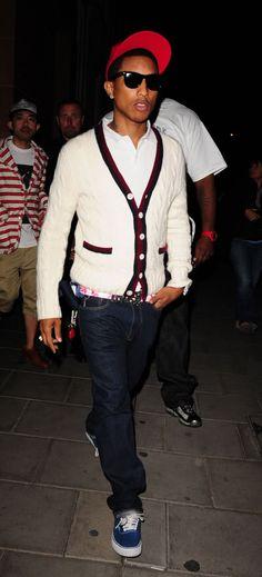 Such a stylish dudePharrell Williams   Pharell Style   Pinterest   Style  Love and Photos. Tank Chair Pharrell Williams Price. Home Design Ideas