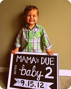 The 20 Most Beautiful Pregnancy Announcements