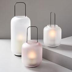 Modern Globe Lanterns...