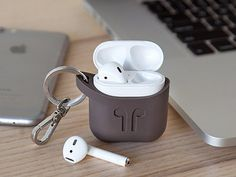 Cool Tech Gifts & Unique Gadgets Gifts for Techies Leather Front Pocket Wallet, Airpods Apple, Kalimba, Birthday Gift For Him, Tech Gifts, Diy Gifts, Gifts For Teens, Innovation Design, Key Rings