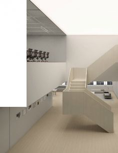 Interior view of the Capco office in New York by Vincent van Duysen _