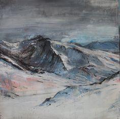 Montaña II.Mixta/papel.100x100 cms Paintings, Art, Paper Envelopes, Art Background, Paint, Painting Art, Kunst, Performing Arts, Painting